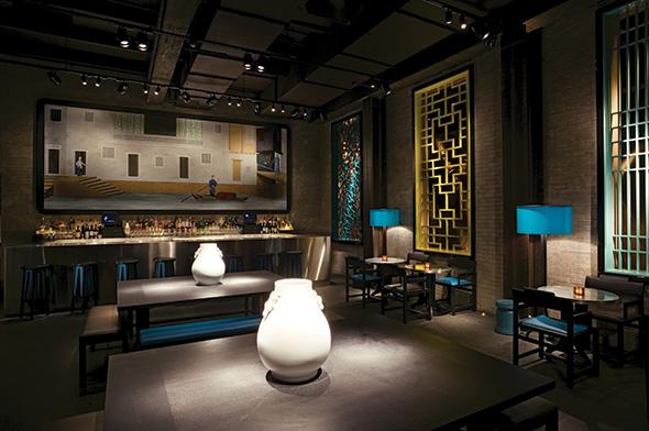 Soma magazine archive buddakan for Nyc interior designer