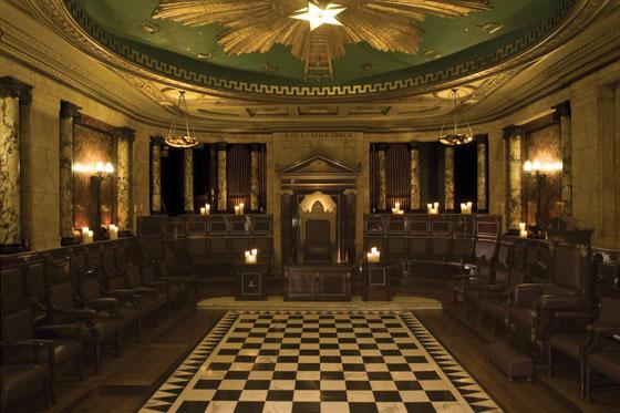 SOMA Magazine » Archive » Masonic Temple